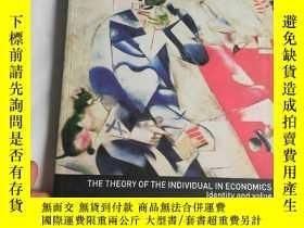 二手書博民逛書店The罕見theory of the individual in