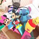 【Disney】可愛人物造型扁梳/梳子/...