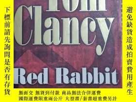 二手書博民逛書店Tom罕見Clancy Red Rabbit THE NEW INTERNATIONAL BESTSELLER