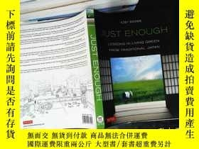 二手書博民逛書店Just罕見Enough: Lessons in Living Green from TraditY16741