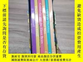 二手書博民逛書店《6罕見Story Books & Read-Along》Y24
