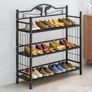 鞋架宿舍多層簡易防塵家用鞋架子經濟型組裝...