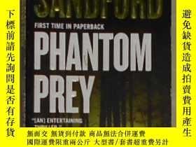 二手書博民逛書店英文原版罕見Phantom Prey by John Sandf