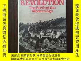 二手書博民逛書店THE罕見INDUSTRIAL REVOLUTION:THE BIRTH OF THE MODERN AGEY