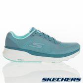 SKECHERS系列-女款GO RUN PURE 湖水綠 慢跑鞋-NO.15216LTBL