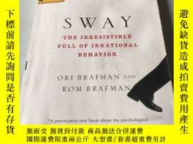 二手書博民逛書店Sway:The罕見Irresistible Pull of I