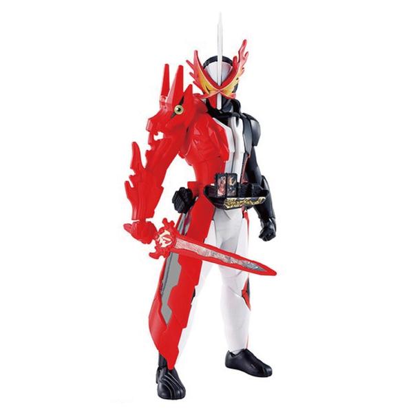 BANDAI 萬代 ENTRY GRADE 假面騎士聖刃 BRAVE DRAGON 型態 組裝模型