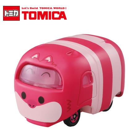 日貨 TOMICA TSUM TSUM 咧嘴貓 柴郡貓 妙妙貓 魔鏡夢遊 疊疊樂 迪士尼 多美小汽車