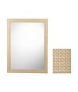 《修易生活館》 凱撒衛浴 仿木框鏡 M937