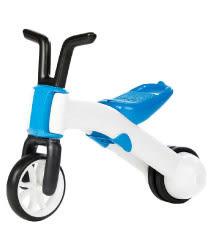比利時Chillafish二合一漸進式玩具Bunzi寶寶平衡車-海水藍 (現貨供應)