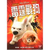 迪士尼動畫系列限期特賣 雷霆戰狗 DVD (購潮8)