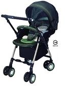 ★優兒房☆ Aprica 四輪自動定位導向型嬰幼兒手推車 SORARIA DX 749 AUTO