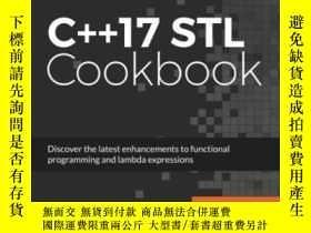 二手書博民逛書店C++17罕見Stl CookbookY364682 Jacek Galowicz Packt Publish