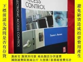 二手書博民逛書店Electronic罕見Access Control 【詳見圖】