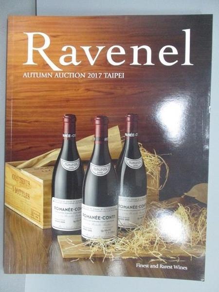 【書寶二手書T1/收藏_POK】Ravenel Autumn Auction 2017 Taipei…11/30-12/1
