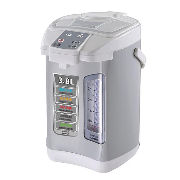 台灣三洋SANLUX 3.8公升熱水瓶 SU-EK38(免運費)