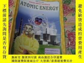 二手書博民逛書店DREAMLAND罕見KNOW ABOUT SCIENCE---ATOMIC ENERGYY186899 DR