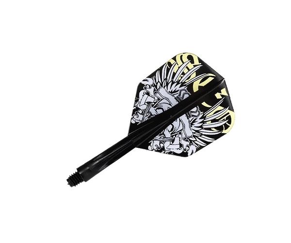 【CONDOR】Cranium Seo Byung Su Model Small Short Black 鏢翼 DARTS