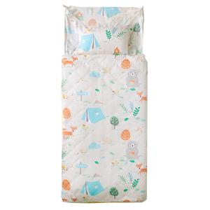 HOLA 森林遊園天絲防蟎抗菌睡袋