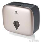 免打孔擦手紙盒酒店家用廁所衛生間紙巾盒壁掛式洗手間廚房抽紙盒『潮流世家』