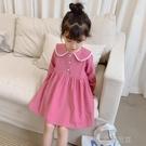 女童洋裝女童裝洋氣兒童公主洋裝子2-8歲3寶寶4小童夏裝5