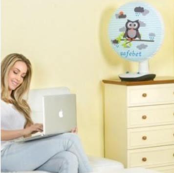 預購-牛津布坐式落地式圓形風扇防塵罩布藝防塵套 卡通風扇罩