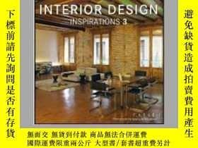 二手書博民逛書店Interior罕見Design Inspirations 3Y405706 Luis Jose Hausma