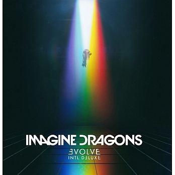 謎幻樂團 超進化 CD Imagine Dragons Evolve 免運 (購潮8)