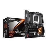 【綠蔭-免運】技嘉GIGABYTE X399 AORUS PRO AMD主機板