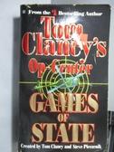 【書寶二手書T3/原文小說_ORE】Tom Clancy s Op-Center_Games of State
