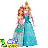 [美國直購] Disney BDK37 Frozen Royal Sisters Doll (2-Pack) 迪士尼 艾莎 安娜