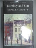 【書寶二手書T7/原文小說_HHH】Dombey and Son (Wordsworth Classics)_Dickens, Charles