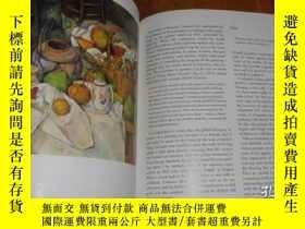 二手書博民逛書店2手英文罕見Interpreting Cezanne 塞尚 小本
