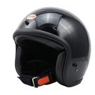 【東門城】EVO 智同 CA-309 騎士復古帽精裝版(鏡面黑) 小頭帽