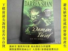 二手書博民逛書店Demon罕見ThiefY8204