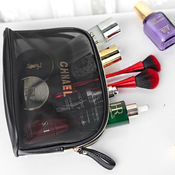 化妝包女大容量化妝品收納便攜旅行隨身洗漱收納袋【匯美優品】