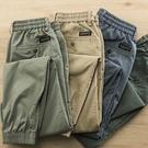 潮流長褲 干活穿的褲子男耐磨建筑工人工地純棉工作服寬鬆夏季大碼褲勞保褲