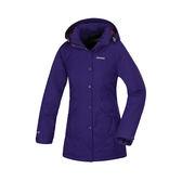[ATUNAS] 歐都納 (女) 都會時尚GT保溫Primaloft外套 紫 (A-G1550W-B)