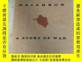 二手書博民逛書店LOVE罕見THY NEIGHBOR(愛你的鄰居)Y196868