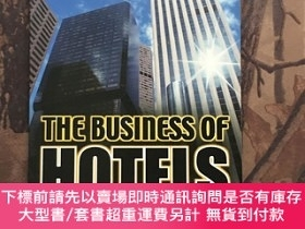 二手書博民逛書店The罕見Business of Hotels Fourth EditionY163424 S.Medlik