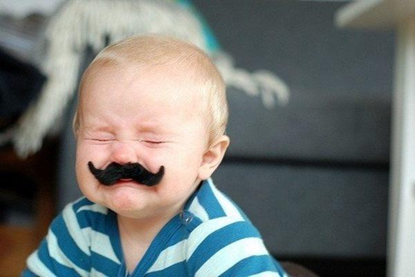 【塔克】多款式 假鬍子(6入組) 翹鬍子 八字鬍假鬍子 派對鬍子 萬聖節/派對/服裝/角色扮演