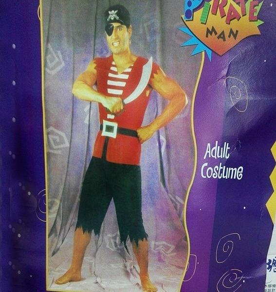 【海盜服裝】化妝表演舞會派對造型角色扮演服裝道具萬聖誕節衣服140-165CM適穿