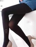 ★衣心衣足★蒂巴蕾超細纖維天鵝絨全彈性褲襪120D 花漾蝴蝶厚黑色【08133 】 製