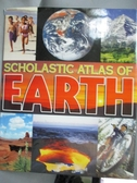 【書寶二手書T7/百科全書_PKR】Scholastic Atlas Of Earth_Not Available (N