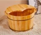 香柏木足浴桶成人泡腳桶木桶家用洗腳盆按摩保溫加厚木 【母親節禮物】