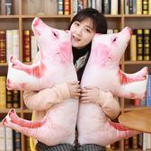 618好康又一發仿真小母豬豬毛絨玩具抱枕玩偶