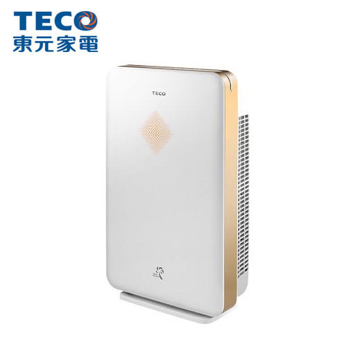 【TECO 東元】高效免耗材空氣清淨機 NN4001BD