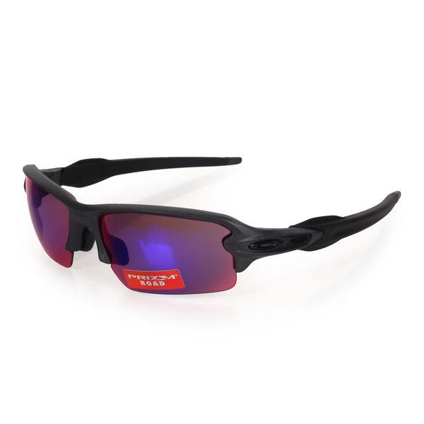OAKLEY FLAK 2.0 偏光太陽眼鏡 (免運 附硬盒鼻墊 慢跑 路跑 單車≡威達運動≡