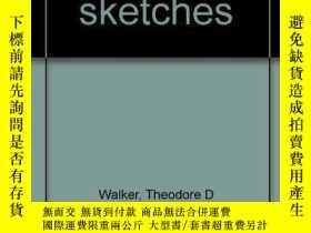 二手書博民逛書店Perspective罕見sketches 4th ed.Y34