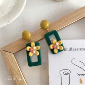 《Caroline》★韓國熱賣造型時尚 浪漫風格,優雅性感 耳環71859